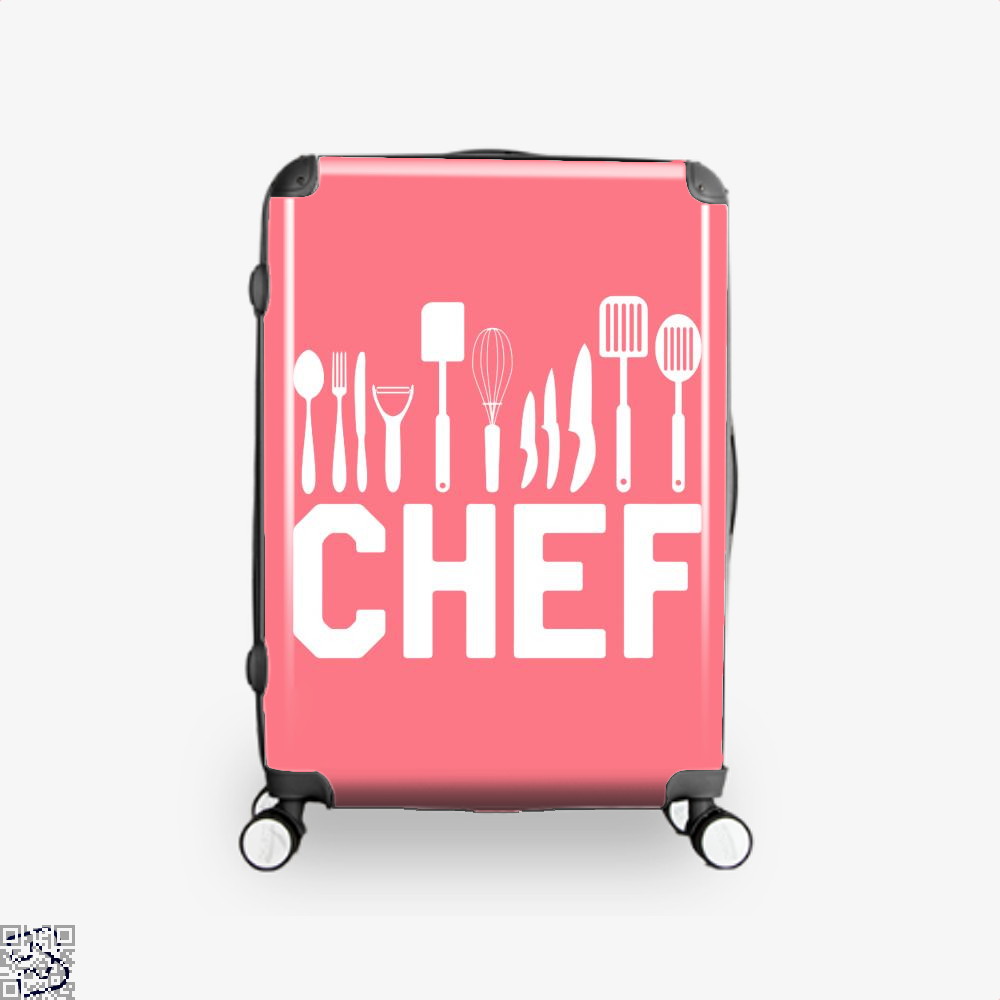 Chef Tools Chefs Suitcase - Pink / 16 - Productgenapi