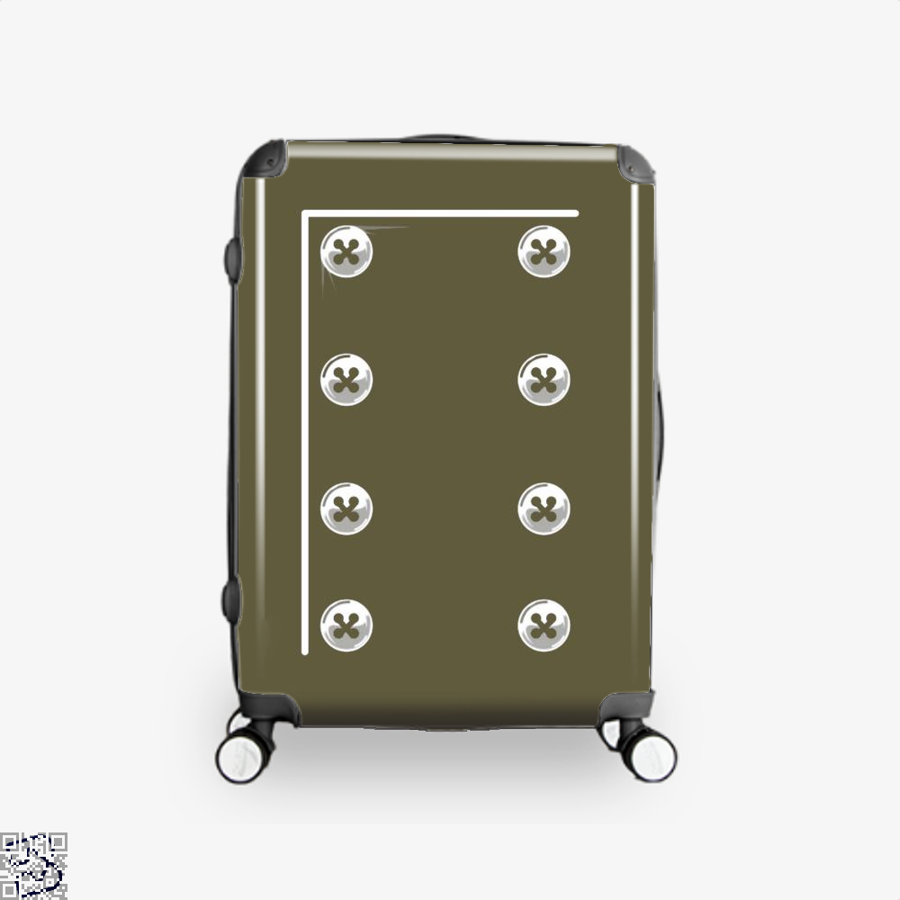Chefs Jacket Suitcase - Brown / 16 - Productgenapi
