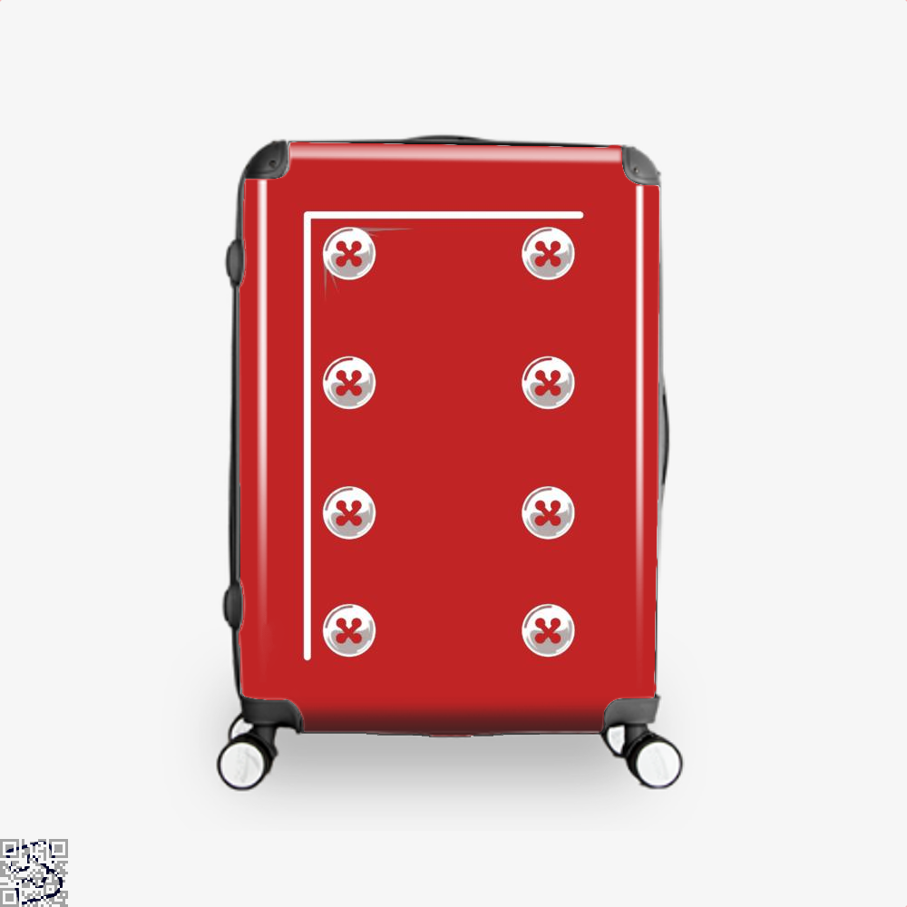 Chefs Jacket Suitcase - Red / 16 - Productgenapi
