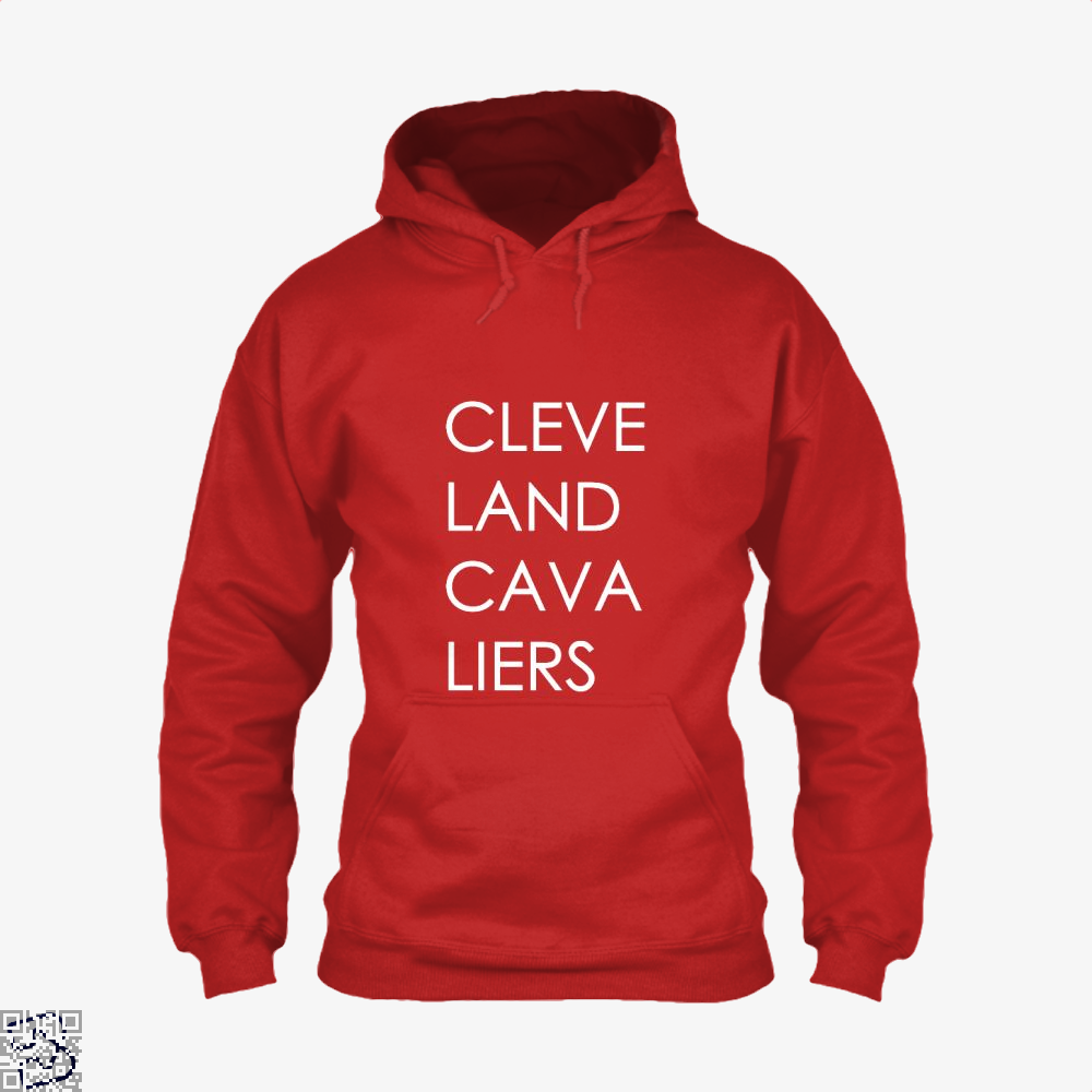Cleveland Cavaliers Cavs Hoodie - White / 3X-Large - Productgenapi