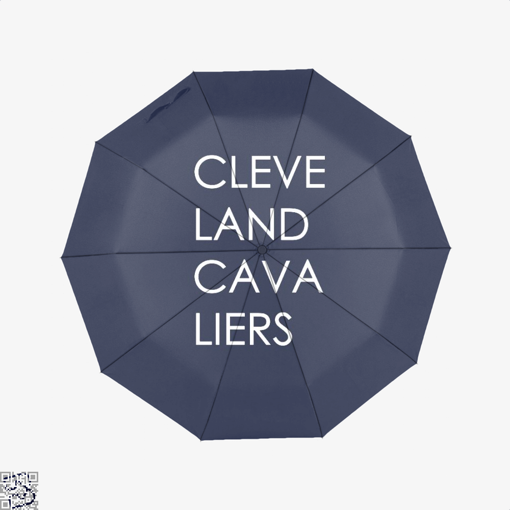 Cleveland Cavaliers Cavs Umbrella - Blue - Productgenapi