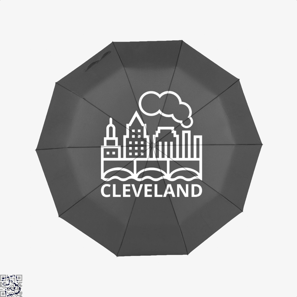 Cleveland Cavs Umbrella - Black - Productgenapi