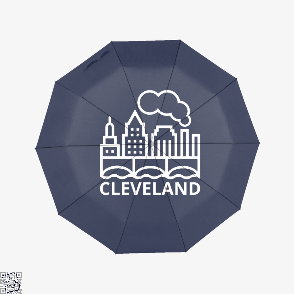 Cleveland Cavs Umbrella - Blue - Productgenapi