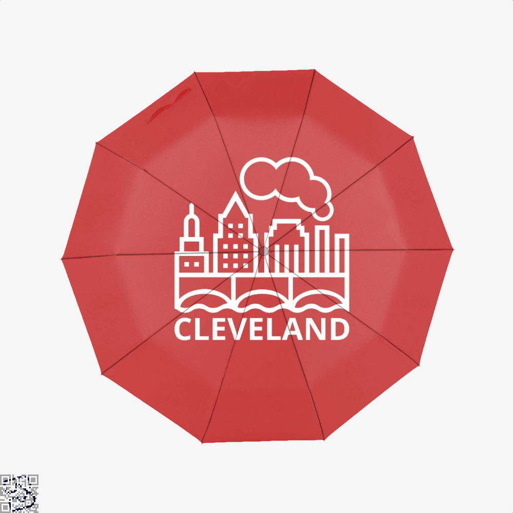 Cleveland Cavs Umbrella - Red - Productgenapi