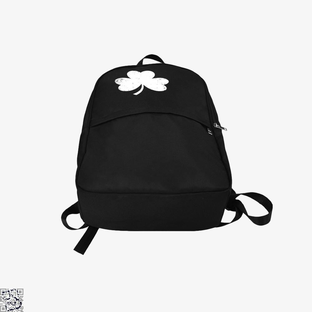 Clover Trefoil Saint Patricks Day Backpack - Productgenjpg