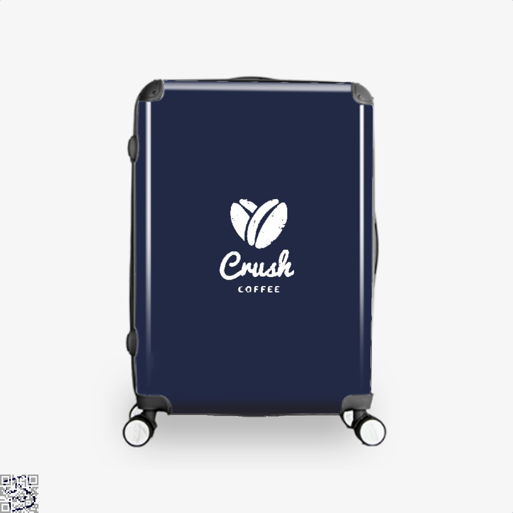 Crush Coffee Suitcase - Blue / 16 - Productgenapi