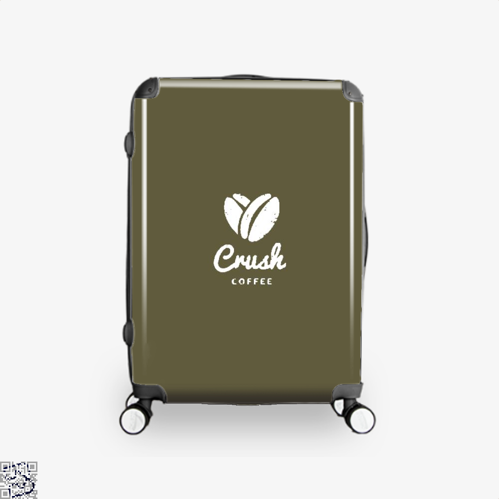 Crush Coffee Suitcase - Brown / 16 - Productgenapi