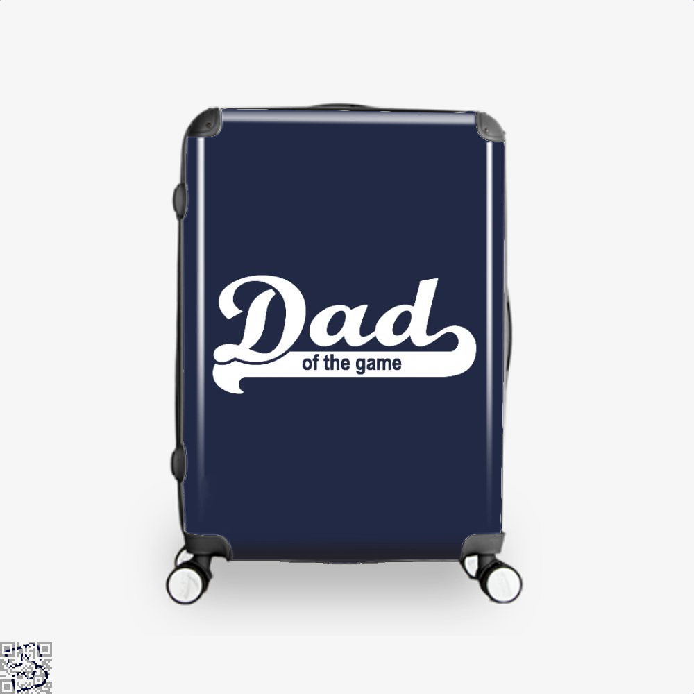 Dad Of The Game Fathers Day Suitcase - Blue / 16 - Productgenapi