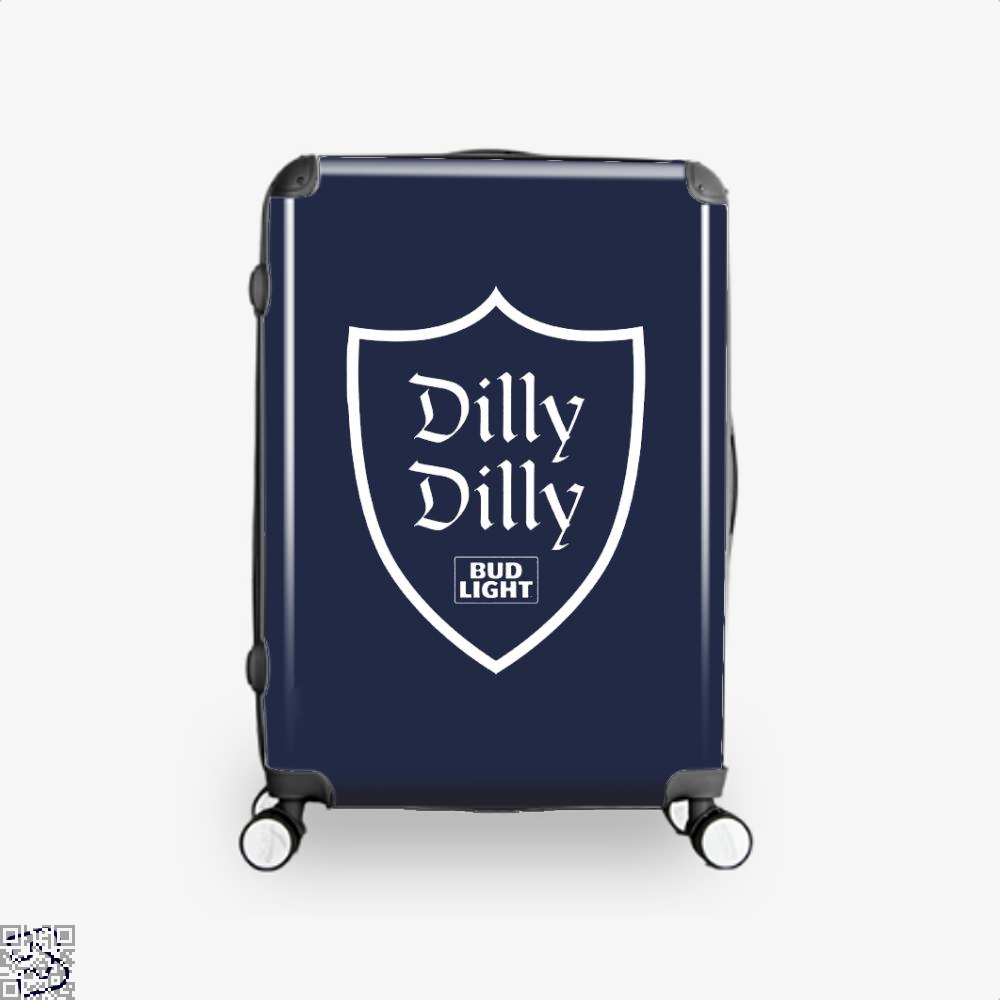 Dilly Dilly In Dilly Dilly Suitcase - Blue / 16 - Productgenapi