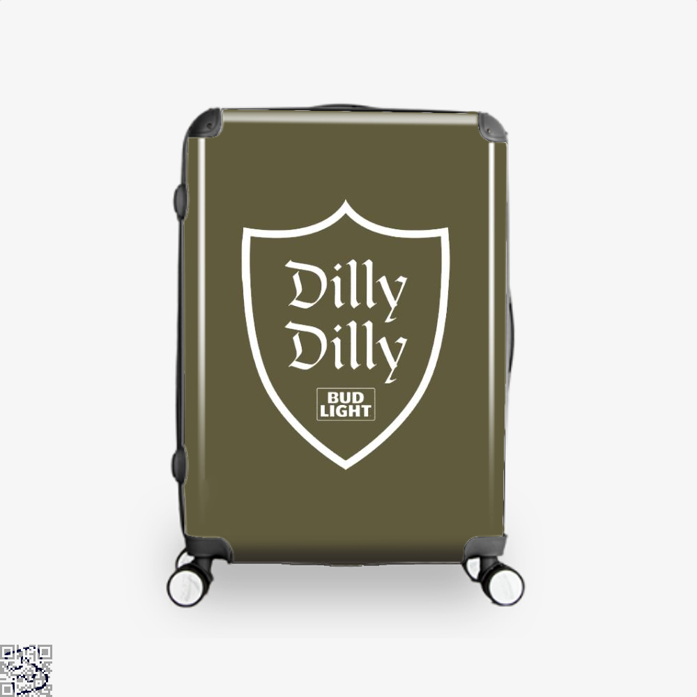Dilly Dilly In Dilly Dilly Suitcase - Brown / 16 - Productgenapi