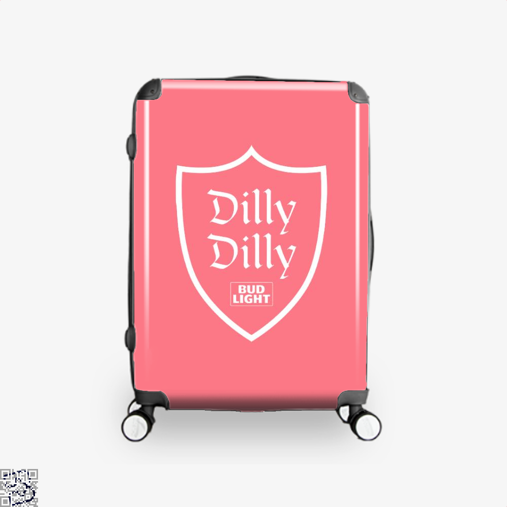 Dilly Dilly In Dilly Dilly Suitcase - Pink / 16 - Productgenapi