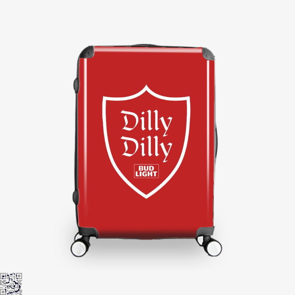 Dilly Dilly In Dilly Dilly Suitcase - Red / 16 - Productgenapi