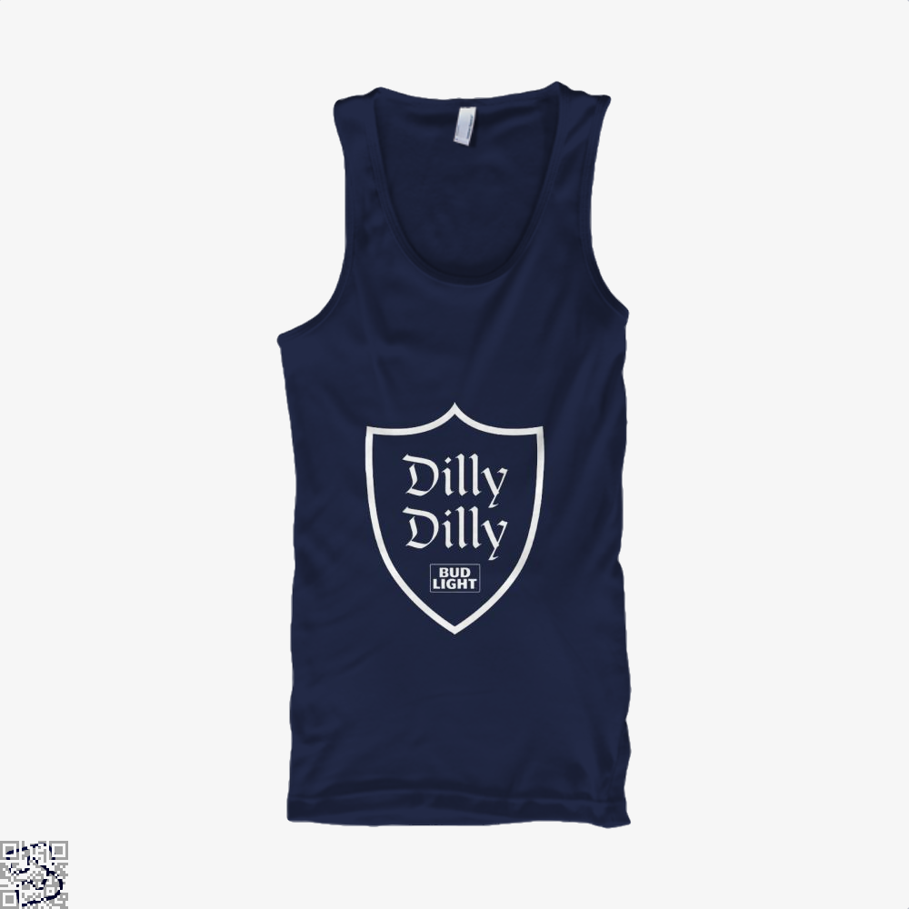 Dilly Dilly In Dilly Dilly Tank Top - Women / Blue / Small - Productgenapi