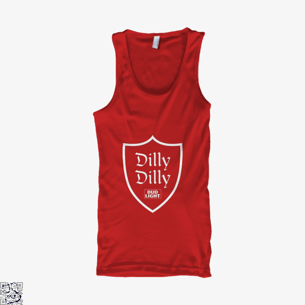 Dilly Dilly In Dilly Dilly Tank Top - Women / Red / Small - Productgenapi