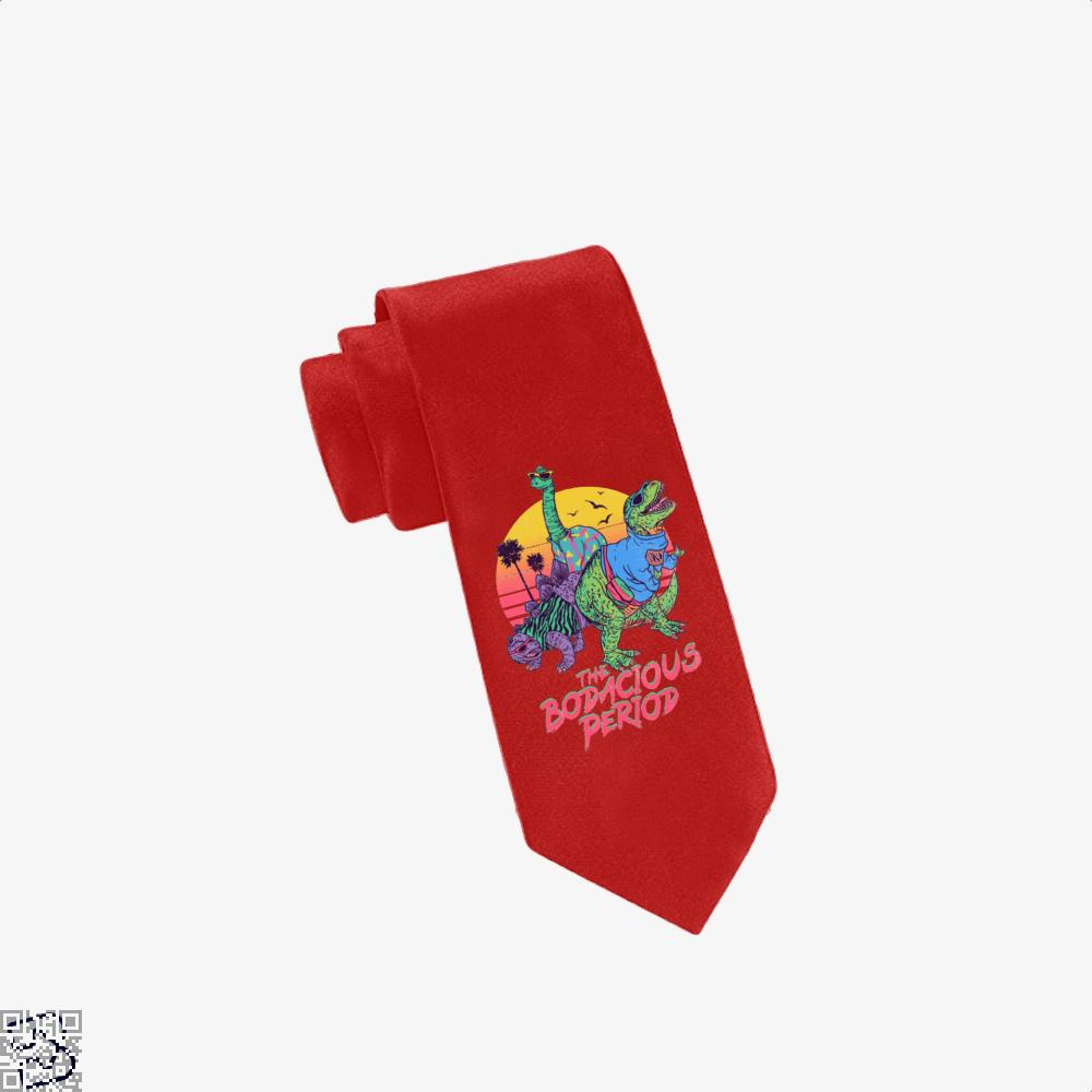 The Bodacious Period, Dinosaur Tie
