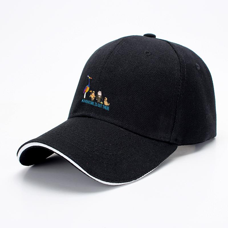 Adventure Is Out There, Up Baseball Cap