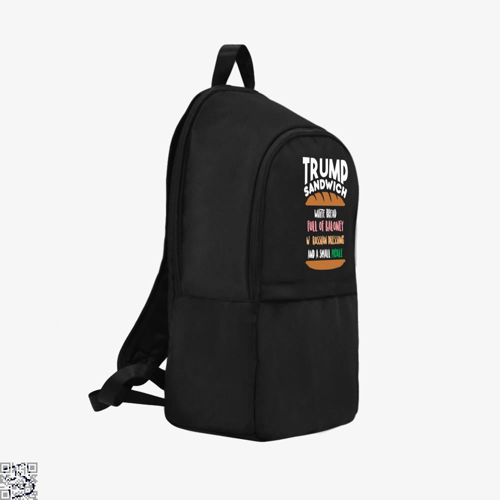 Trump Sandwich, Donald Trump Backpack