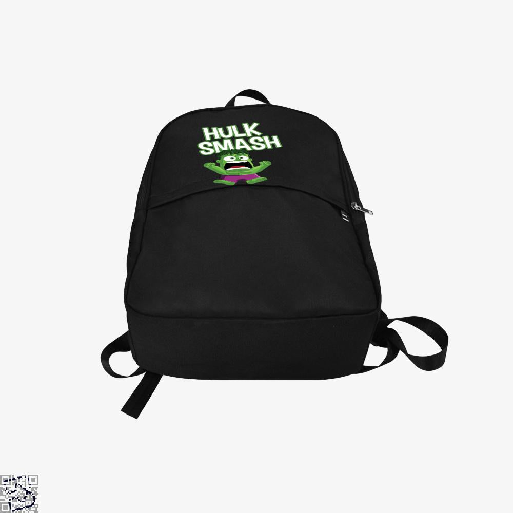 Inside Out Hulk Smash, Hulk Backpack