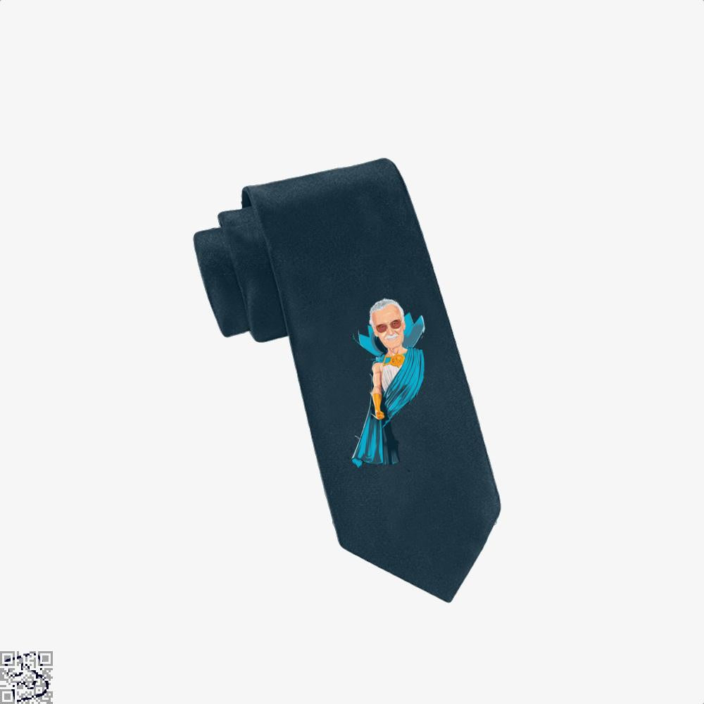 Stan The Watcher, Stan Lee Tie