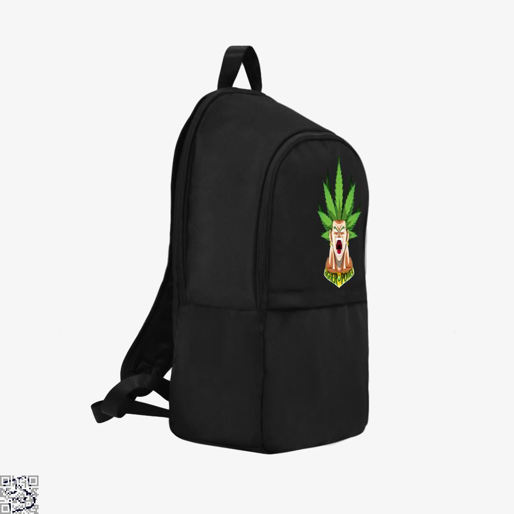 Higher Power, Weed Backpack