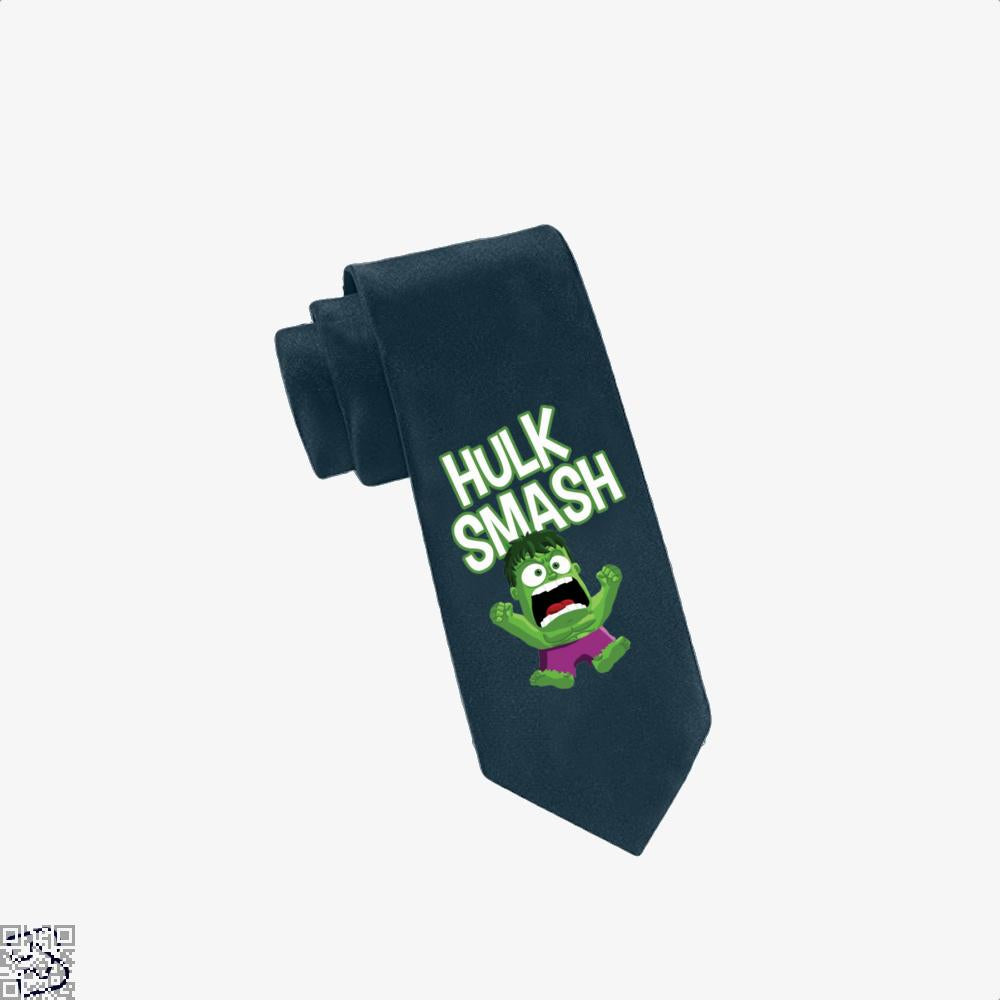 Inside Out Hulk Smash, Hulk Tie