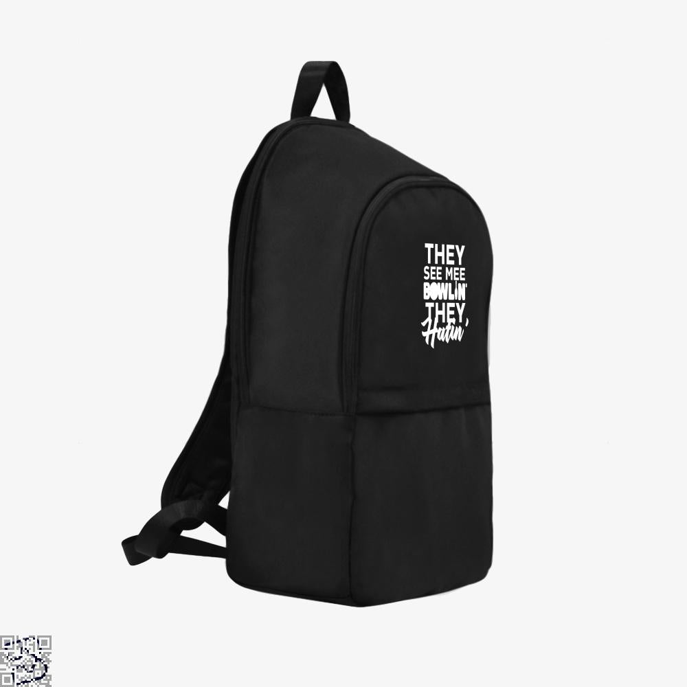 The See Me Bowlin, Bowling Backpack