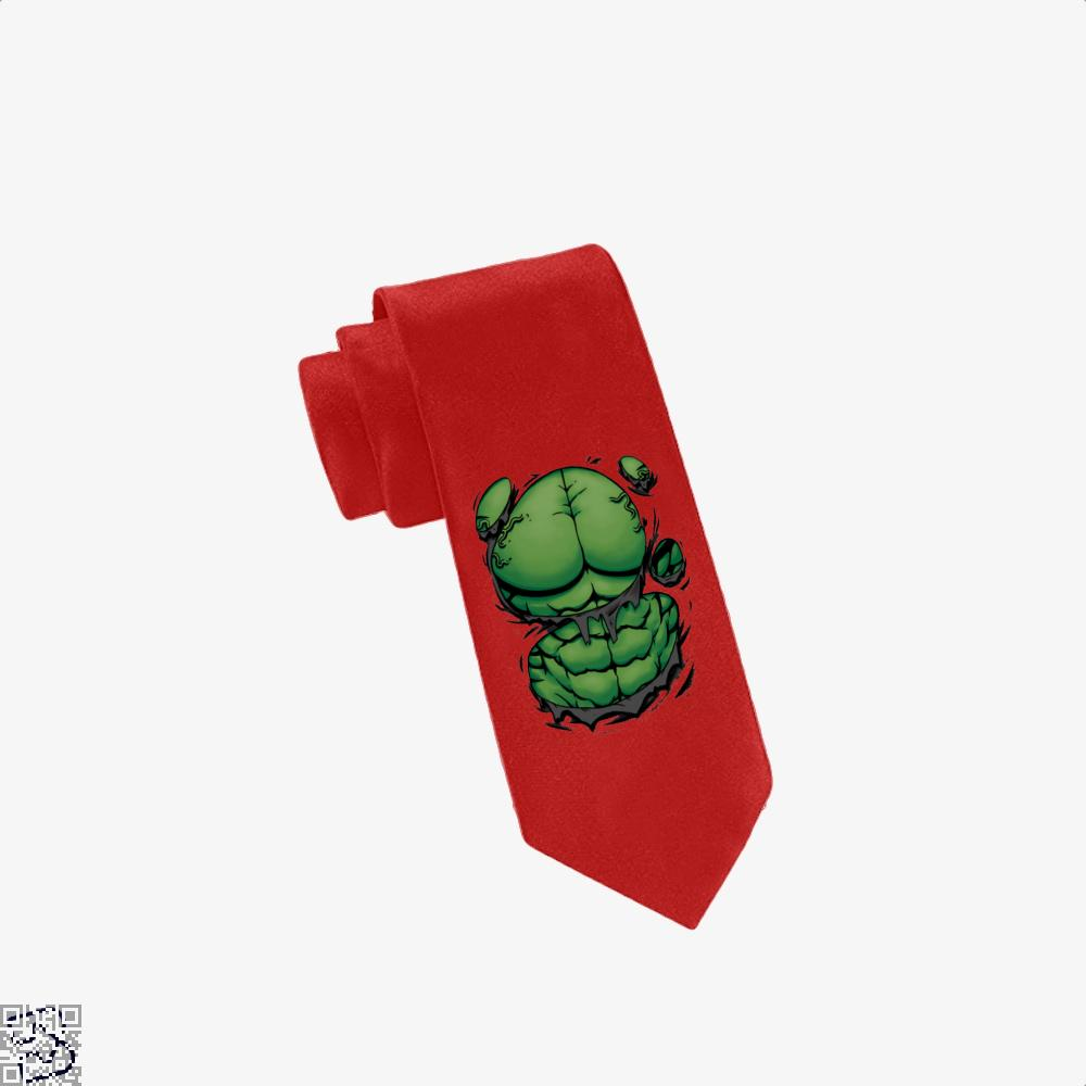 The Green Giant, Hulk Tie