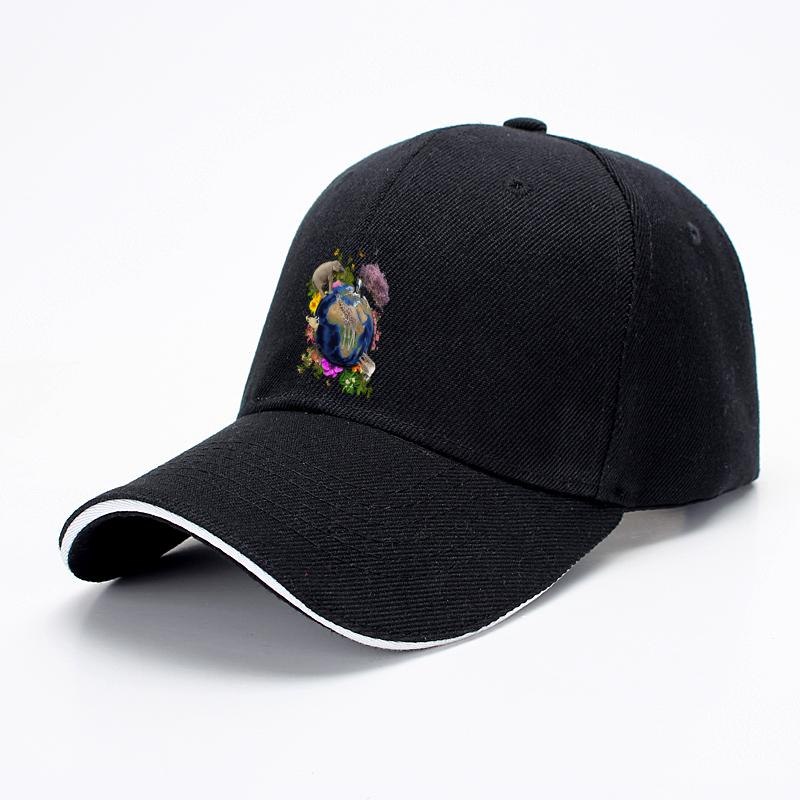 Nature, Giraffe Baseball Cap