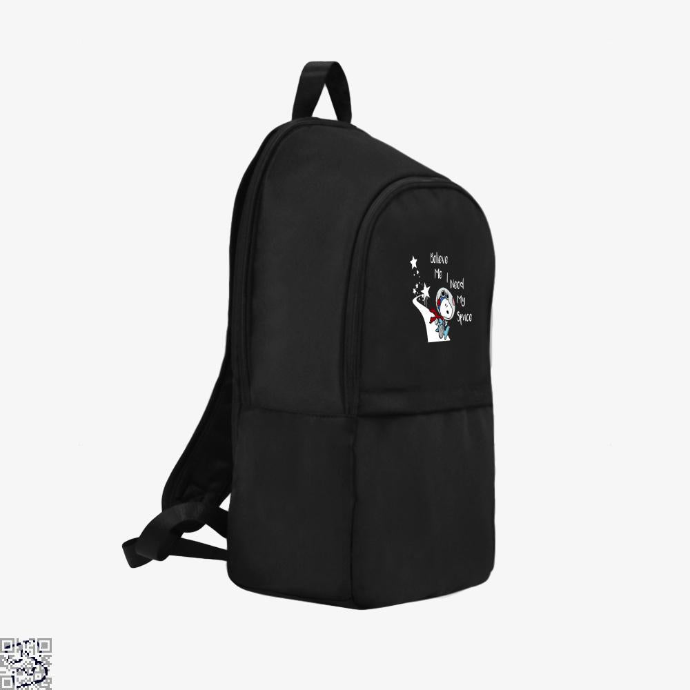 Snoopy Peanuts I Need My Space, Snoopy Backpack
