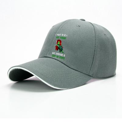 I Want To Be A Nice Person But Everyone Is Just So Stupid T Shirt, Grinch Baseball Cap