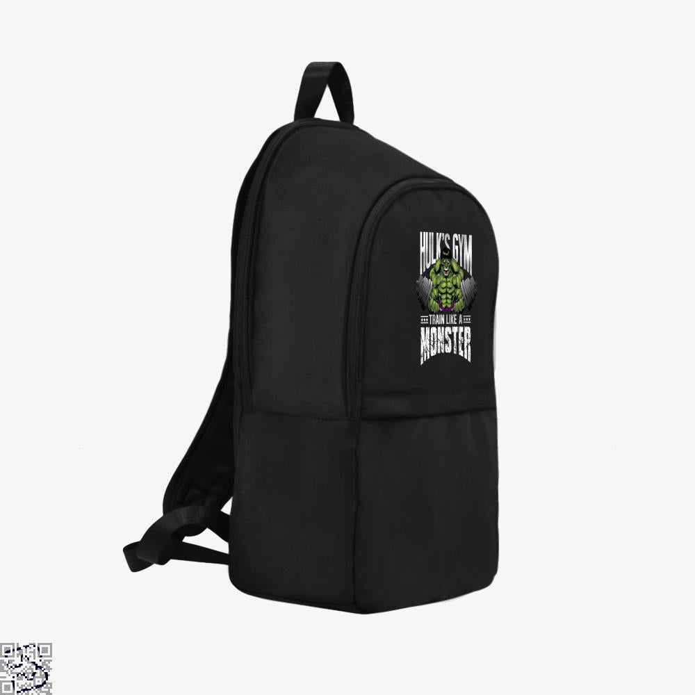 Hulks Gym, Hulk Backpack