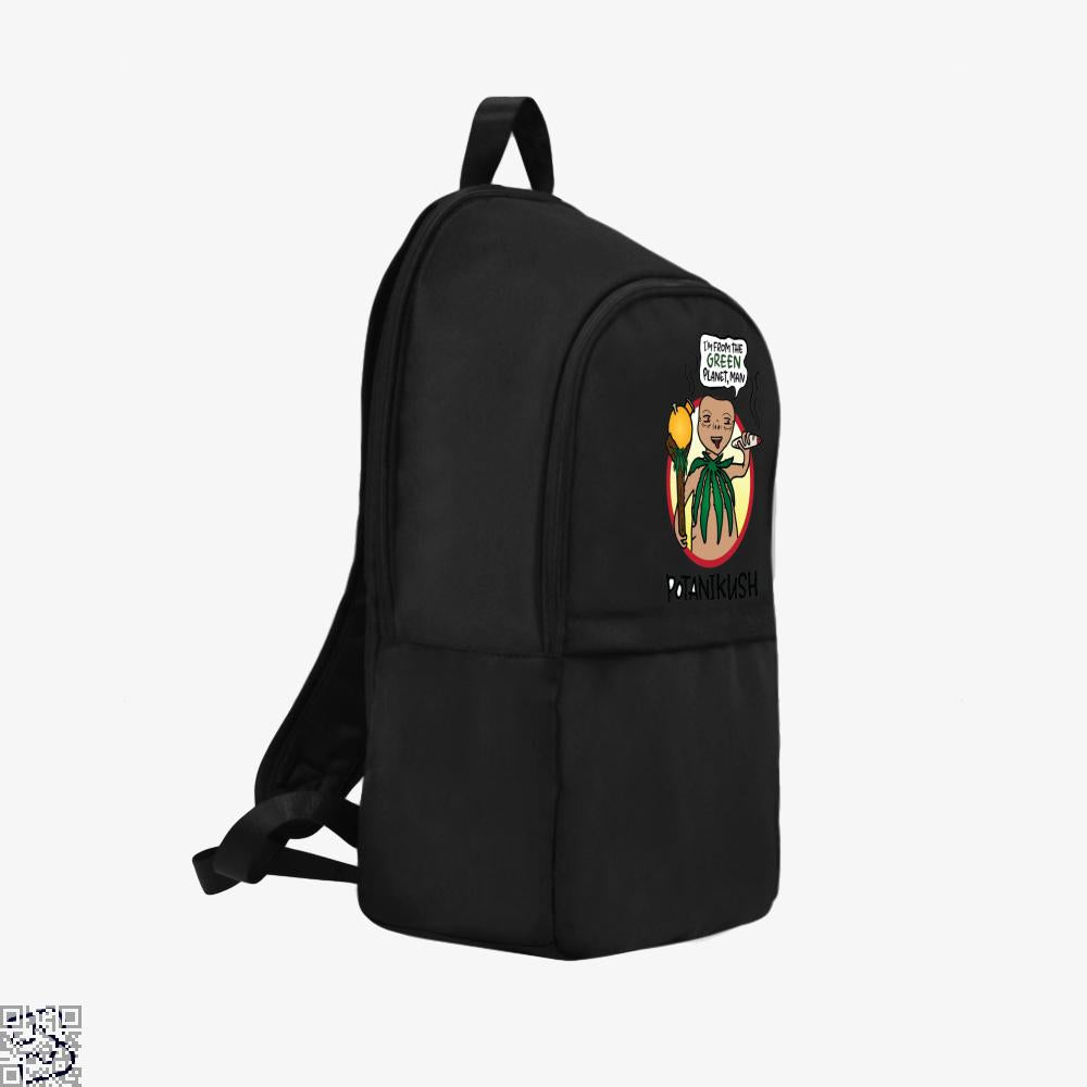 Potanikush, Weed Backpack