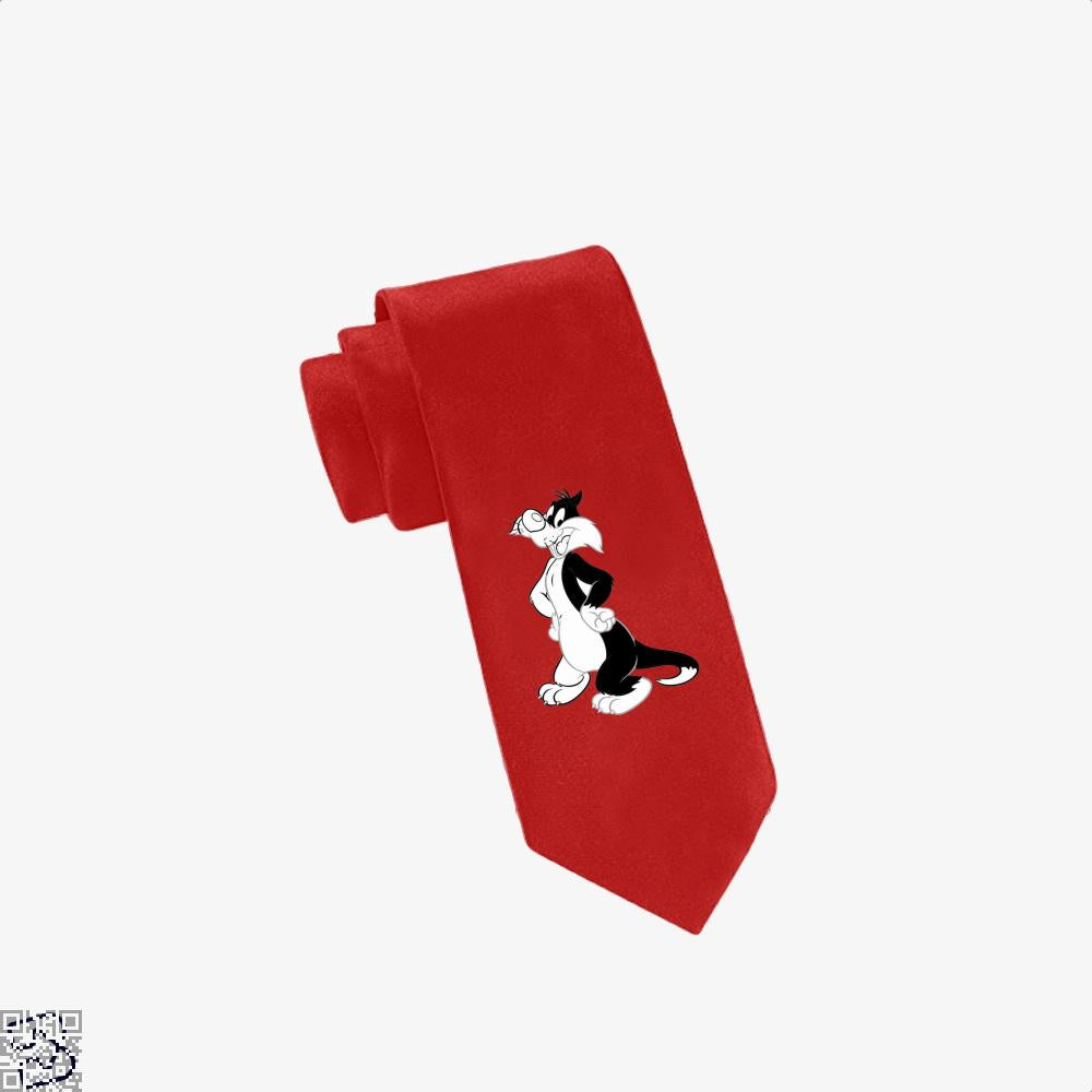 Sylvester Haha, Sylvester The Cat Tie
