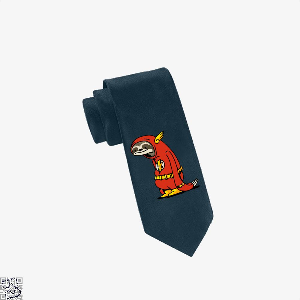 Funny Sloth Shirt The Flash The Neutral, Sloth Tie