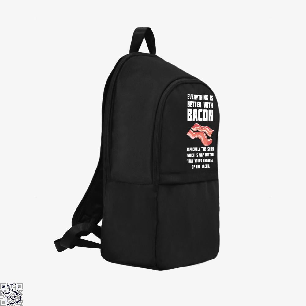 Bacon Lover, Bacon Backpack