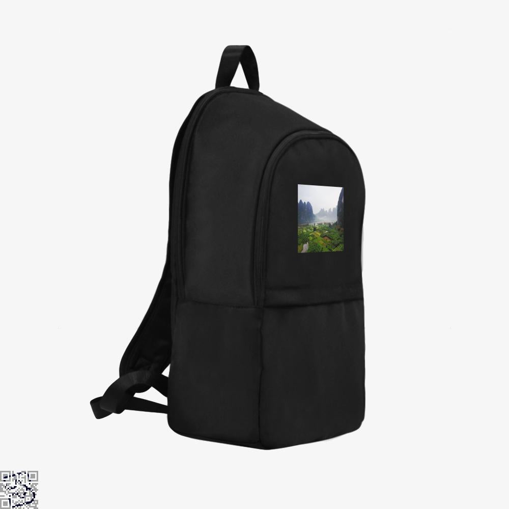Guilin, Klgarts Backpack