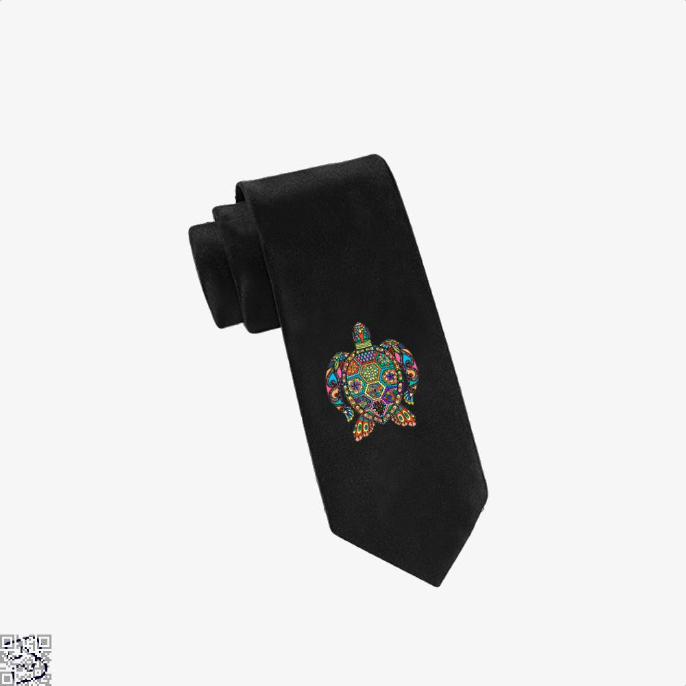 The Colorful Turtle, Sea Turtles Tie