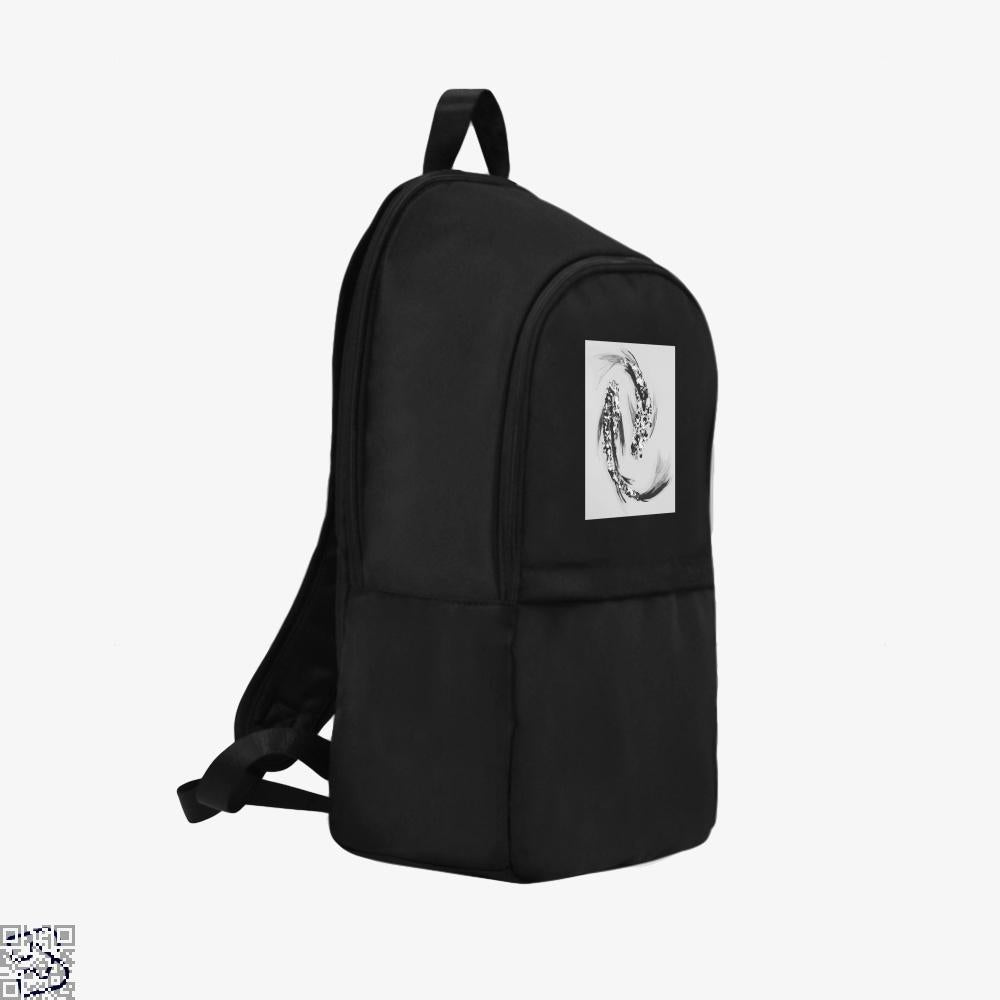 Koi, Schmidtfacedartistry Backpack