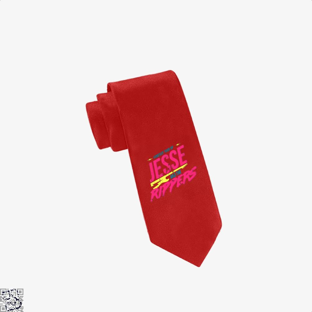 Jesse And The Rippers Forever Tour 89, Card House Tie