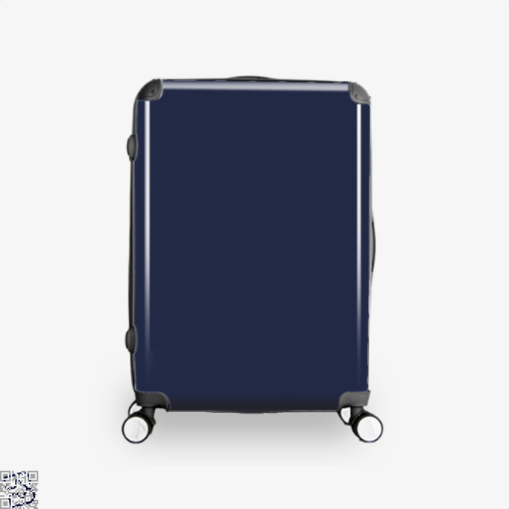 Do You Love Fishing With Your Husband Suitcase - Blue / 16 - Productgenjpg