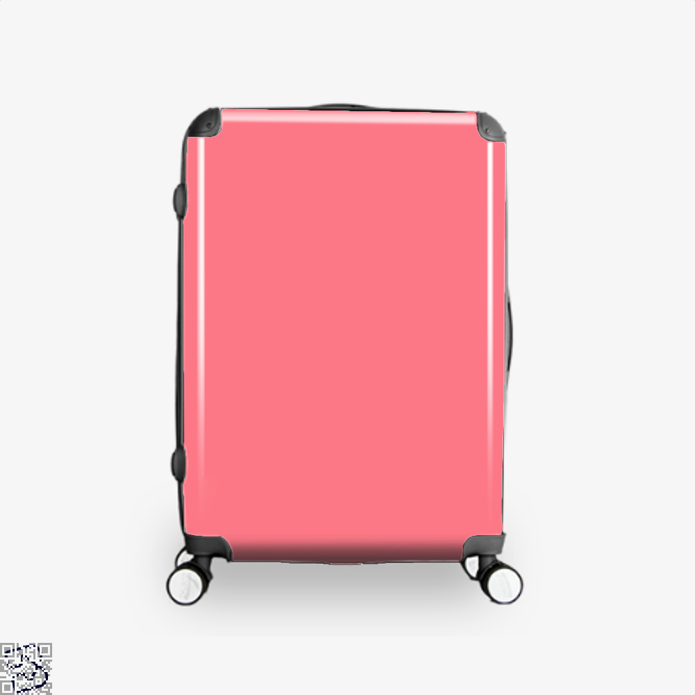 Do You Love Fishing With Your Husband Suitcase - Pink / 16 - Productgenjpg