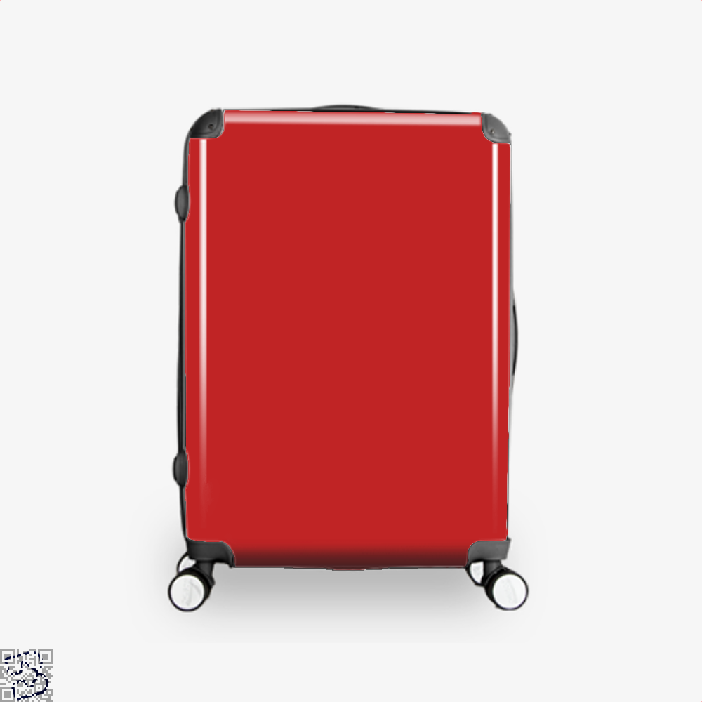 Do You Love Fishing With Your Husband Suitcase - Red / 16 - Productgenjpg