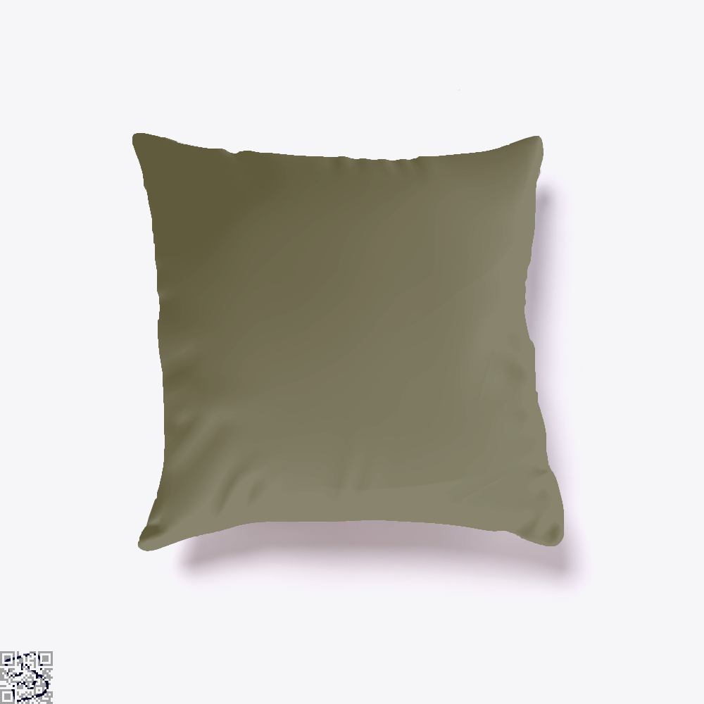Do You Love Fishing With Your Husband Throw Pillow Cover - Brown / 16 X - Productgenjpg