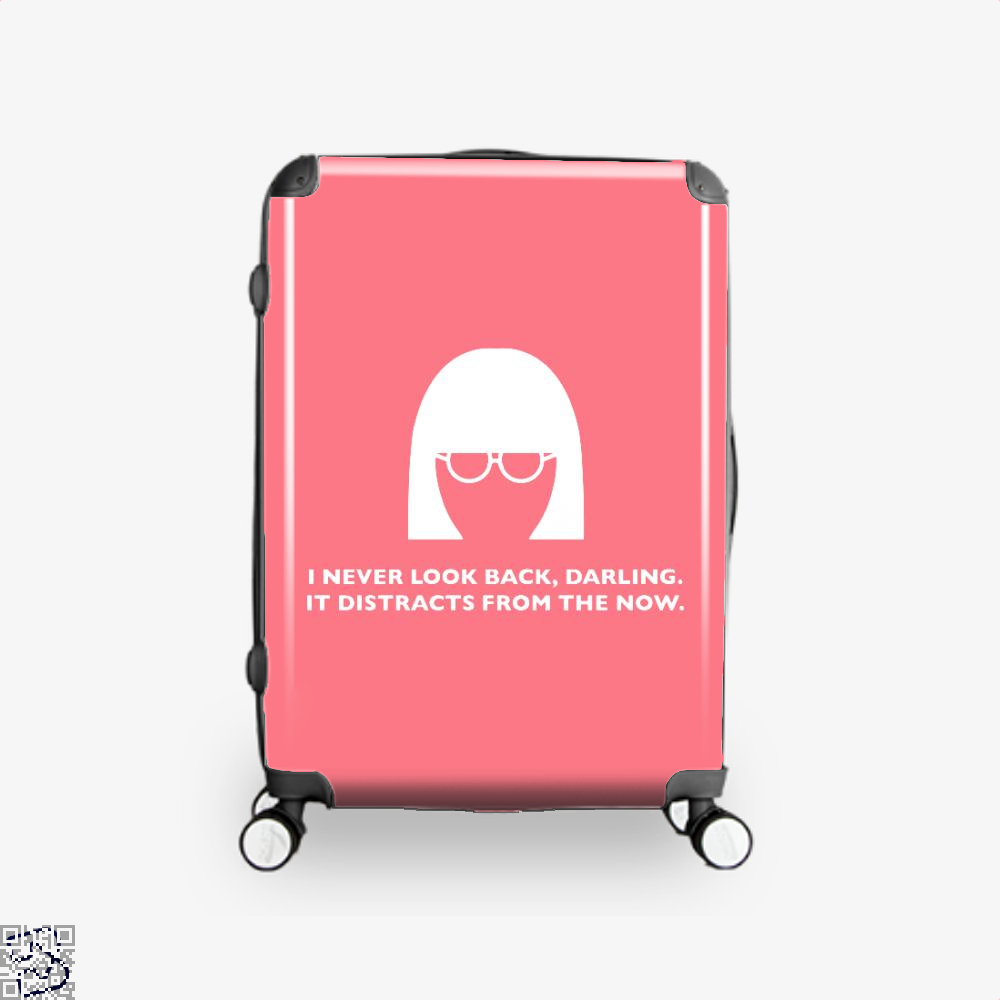 Edna Mode Incredibles Suitcase - Pink / 16 - Productgenapi