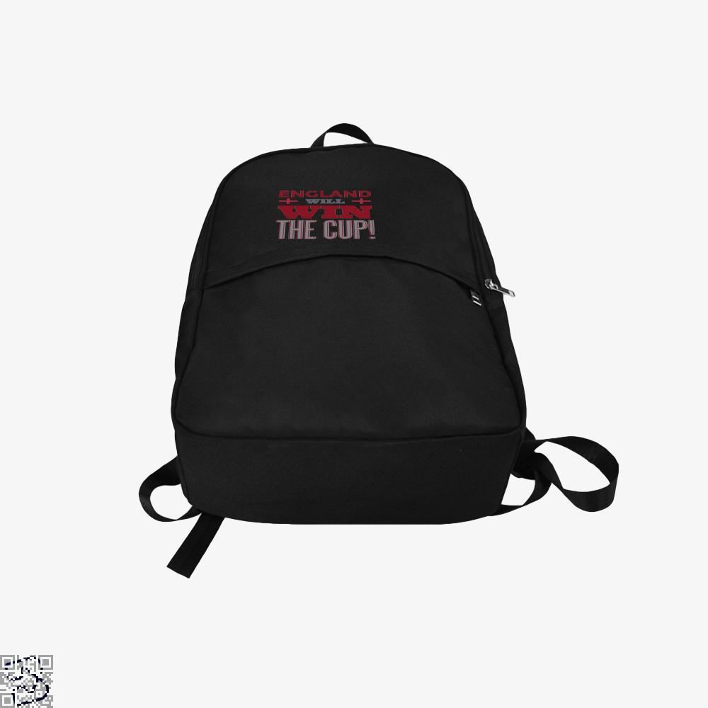 England Will Win The Cup Fifa World Backpack - Productgenapi