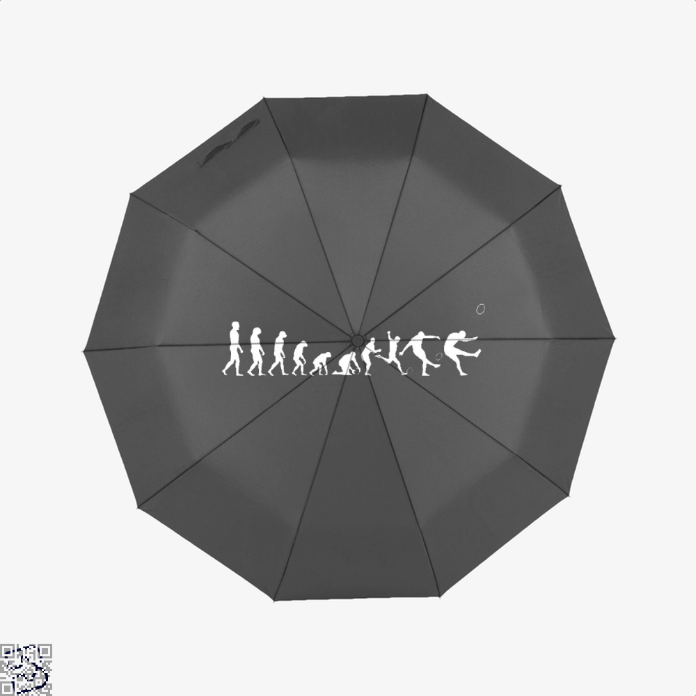 Evolution Rugby Fifa World Cup Umbrella - Black - Productgenapi