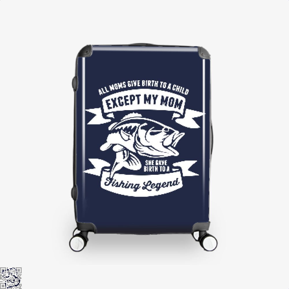 Fishing Legend Suitcase - Blue / 16 - Productgenjpg