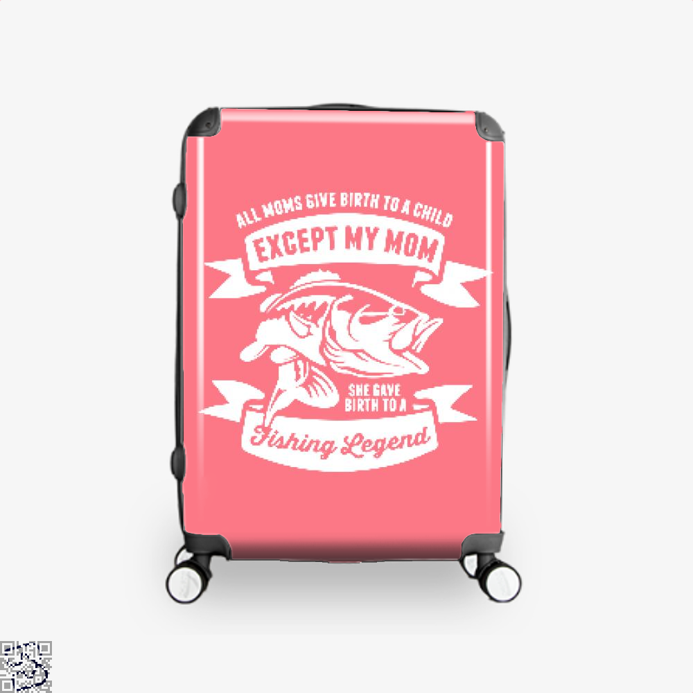 Fishing Legend Suitcase - Pink / 16 - Productgenjpg