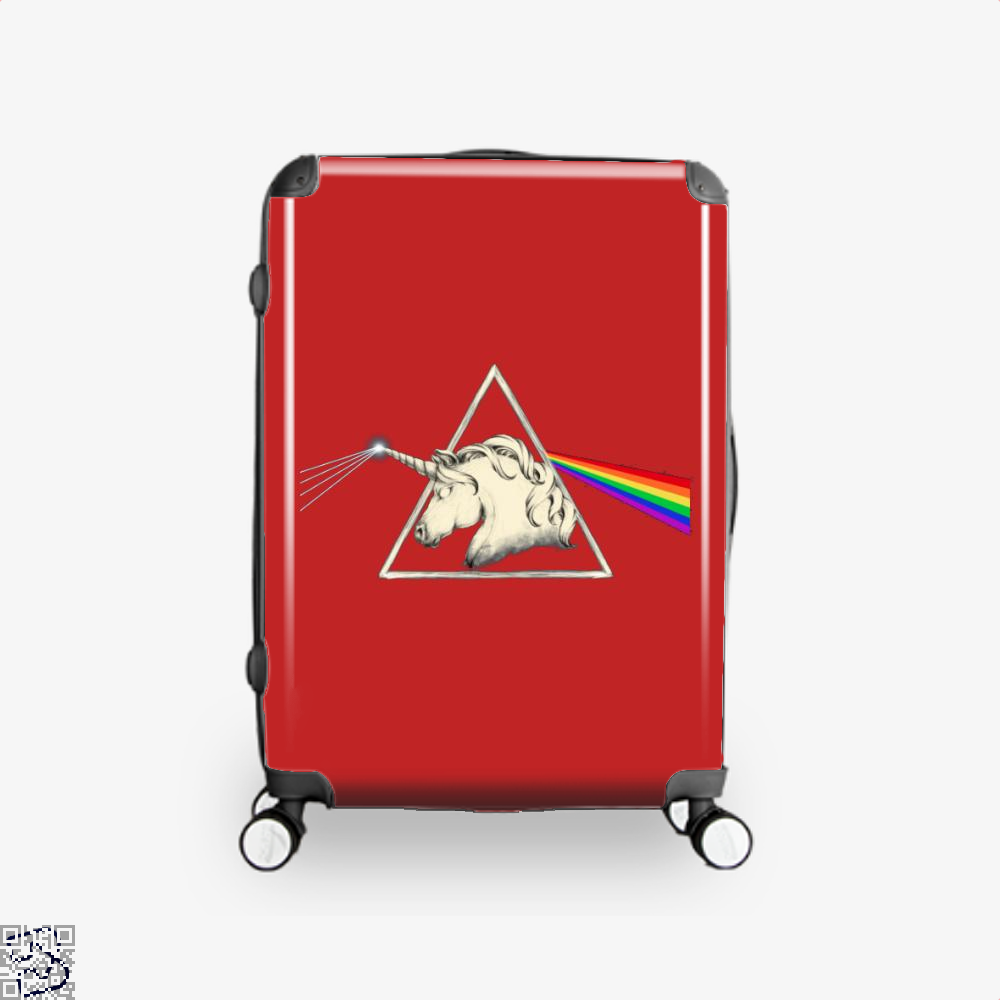 Flare Horse Suitcase - Red / 16 - Productgenjpg