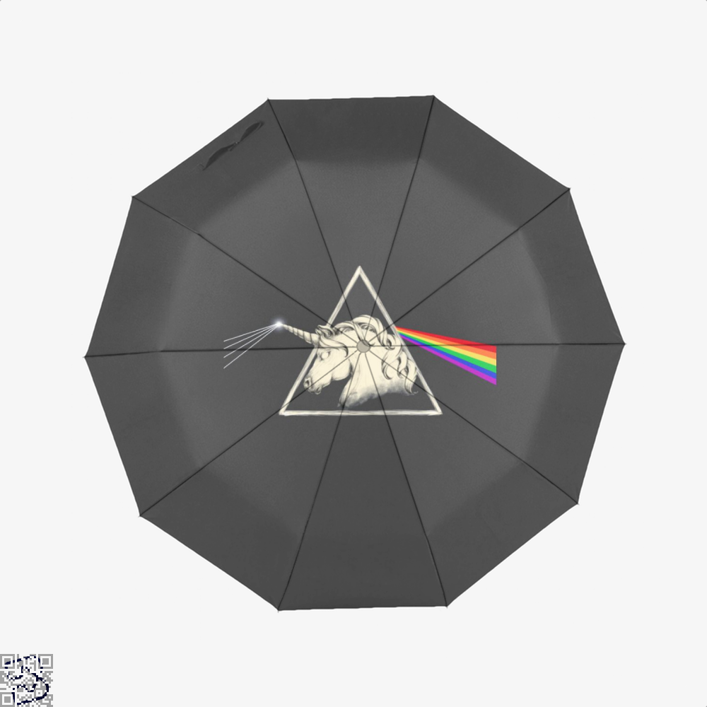 Flare Horse Umbrella - Black - Productgenjpg